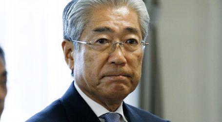 OI Korupcijski skandal u Japanu
