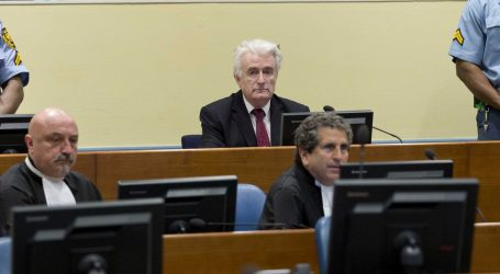 Radovan Karadžić osuđen na doživotni zatvor