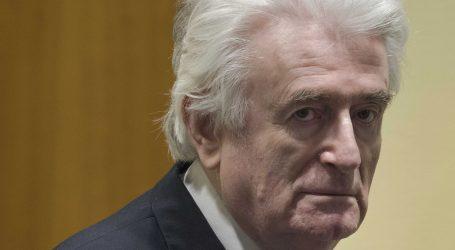 U Beogradu službena šutnja o presudi Radovanu Karadžiću