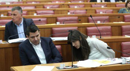 Nakon maratonske rasprave izglasan Zakon o financiranju političkih aktivnosti