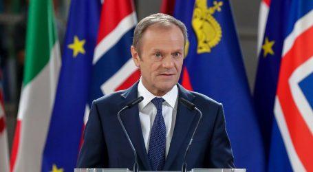"""TUSK """"Ne smije se izdati 6 milijuna ljudi za ostanak u EU-u"""""""