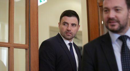 """BERNARDIĆ """"Legaliziranje HDZ-ovih crnih fondova"""""""