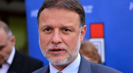 """JANDROKOVIĆ """"Uskoro lista HDZ-a za euro izbore"""""""