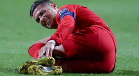 Ronaldo propušta prvi meč s Ajaxom?