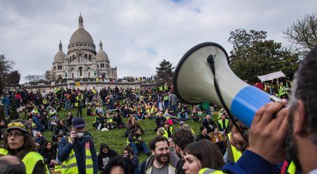 19. vikend žutih prsluka obilježili sukobi i veći odaziv, 170 uhićenih