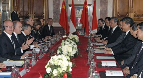 Xi Jinping doputovao u posjet Monaku