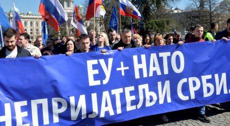 """VUČIĆ """"Srbija nikad neće biti članica NATO saveza"""""""