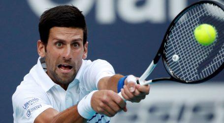ATP Miami: Bautista izbacio Đokovića