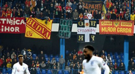 RASIZAM NAVIJAČA: UEFA pokrenula postupak protiv Crne Gore