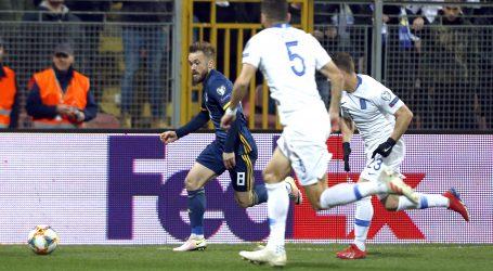EURO 2020 Grčka izvukla remi protiv BiH, nevjerojatni preokreti u Oslu i Baselu