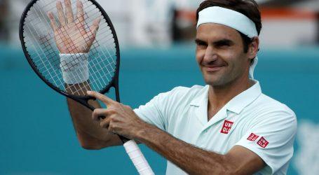 ATP MIAMI Federer protiv Isnera za svoj 101. naslov u karijeri
