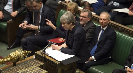 Odobreno treće glasovanje britanskih zastupnika o dogovoru o Brexitu