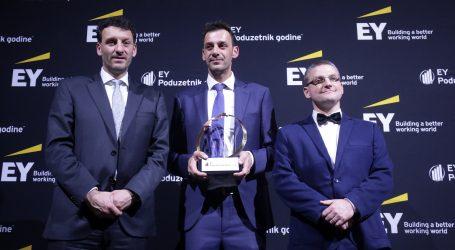 Osnivači Infobipa dobitnici nagrade EY Poduzetnik godine