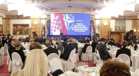 """PROSLAVA """"NATO pruža Hrvatskoj dugoročnu sigurnost"""""""