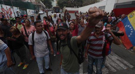 Venezuelci prosvjeduju diljem zemlje