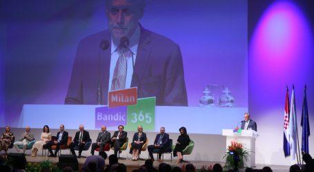 Bandić predstavio listu stranke za izbore za Europski parlament