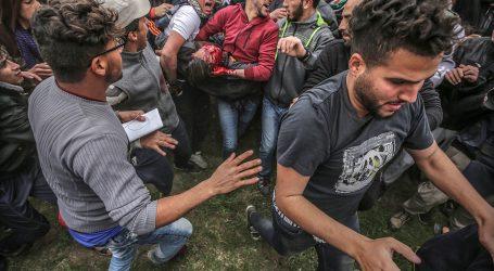 Trojica Palestinca ubijena u sukobima s izraelskom vojskom