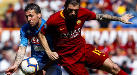 Roma – Napoli 1-4, pogodak Pašalića u pobjedi Atalante