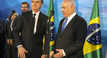 Bolsonaro najavio otvaranje diplomatskog ureda u Jeruzalemu