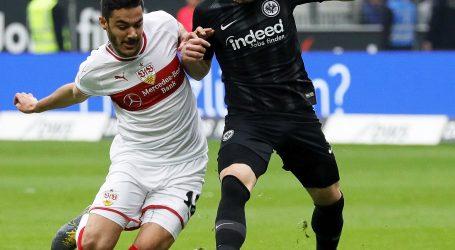 Asistencija Rebića u pobjedi Eintrachta