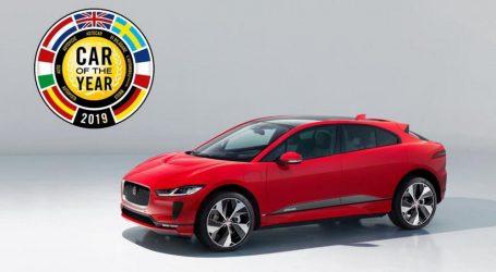 VIDEO: Jaguar osvojio nagradu za Europski automobil godine