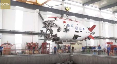 VIDEO: Podmornica Jiaolong na testiranjima