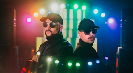 Krankšvester, Vojko V i IAMDDB najavljuju žestoku hip-hop postavu