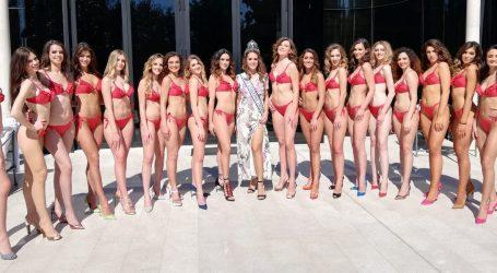 FOTO: Finalistice natjecanja Miss Universe Hrvatske u kupaćim kostimima