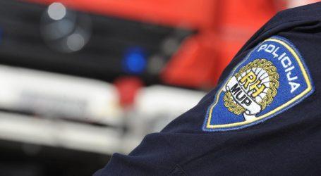 Na požarištu kod Skradina pronađeno mrtvo tijelo muškarca