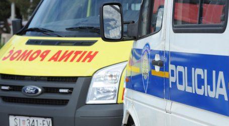 Četiri osobe ozlijeđene u nesreći kod Metkovića