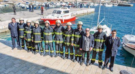 Prvi vatrogasni brod u Dubrovačko-neretvanskoj županiji JVP-u Mljet