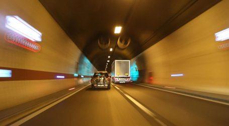Tunel kroz Biokovo do petka zatvoren za sav promet