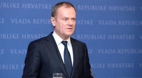 Tusk upozorava na rizik od neprijateljskog uplitanja u EU izbore