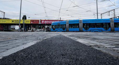 ZAGREB Nova regulacija prometa u zoni Branimirove tržnice