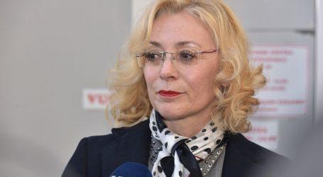 Upravno vijeće izglasalo razrješenje Vesne Burčul