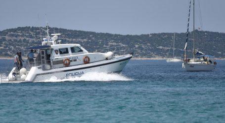 POTRAGA U TIJEKU Muškarac nestao u akvatoriju otoka Pašmana
