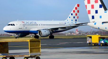 Croatia Airlines počinje s ljetnim redom letenja
