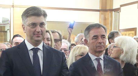 Pupovčev SDSS nastavlja koalicijski brak s Plenkovićevim HDZ-om