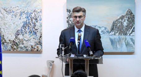 """PLENKOVIĆ """"Izbori za EP bit će politička bitka za smjer zemlje"""""""