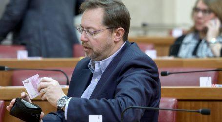 VARGA 'Glasovat ću po savjesti, ne priključujem se ni jednom saborskom klubu'