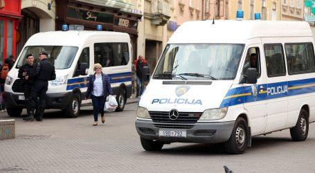 Racija u zagrebačkom klubu, policajci istukli goste?
