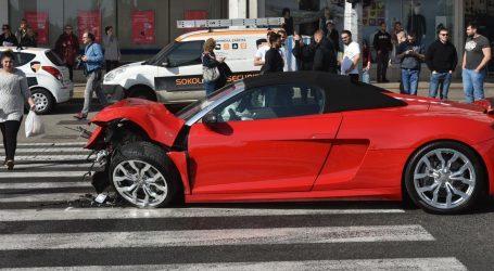 Policija objavila detalje sudara BMW-a i Audija u Dubravi