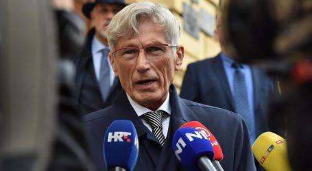 Horvatinčić nepravomoćno osuđen na 4 godine i 10 mjeseci zatvora