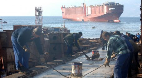 'Hrvatska nema zamjenu za brodogradnju'
