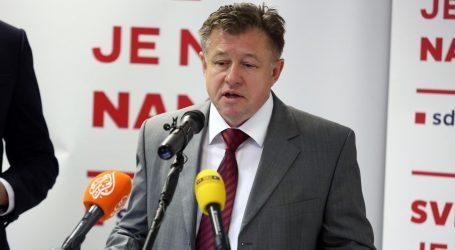 """""""Za fijasko SDP-a u Lici odgovorni unutarstranački odnosi"""""""