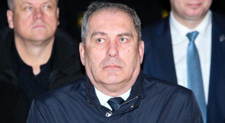Mektić privatno u Zagrebu, nije komentirao optužbe protiv Hrvatske