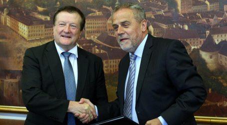 POTVRDIO BORAS Bandić će dobiti počasni doktorat Sveučilišta