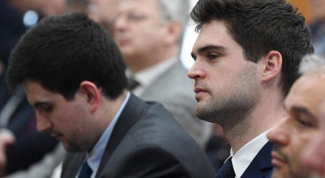 Mladež HDZ-a predložila Karla Resslera kao kandidata za EU izbore