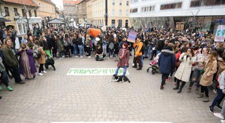 """Učenici protiv klimatskih promjena: """"Doći ćemo opet!"""""""