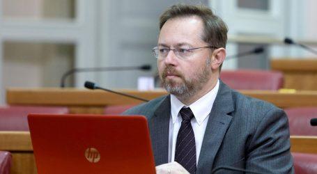 Siniša Varga napustio SDP